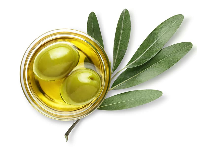 Delicious Big Green Olives