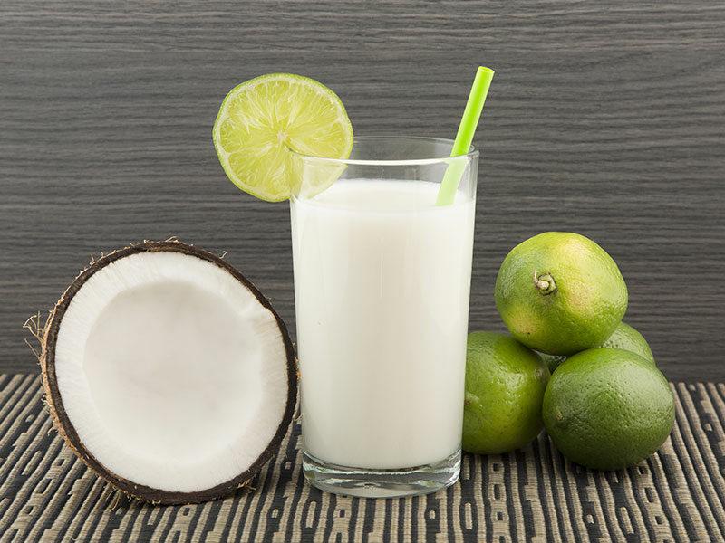 Delicious Coconut Lemonade