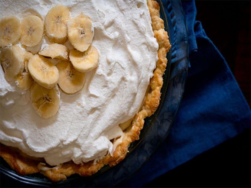 Delicious Homemade Baked Banana