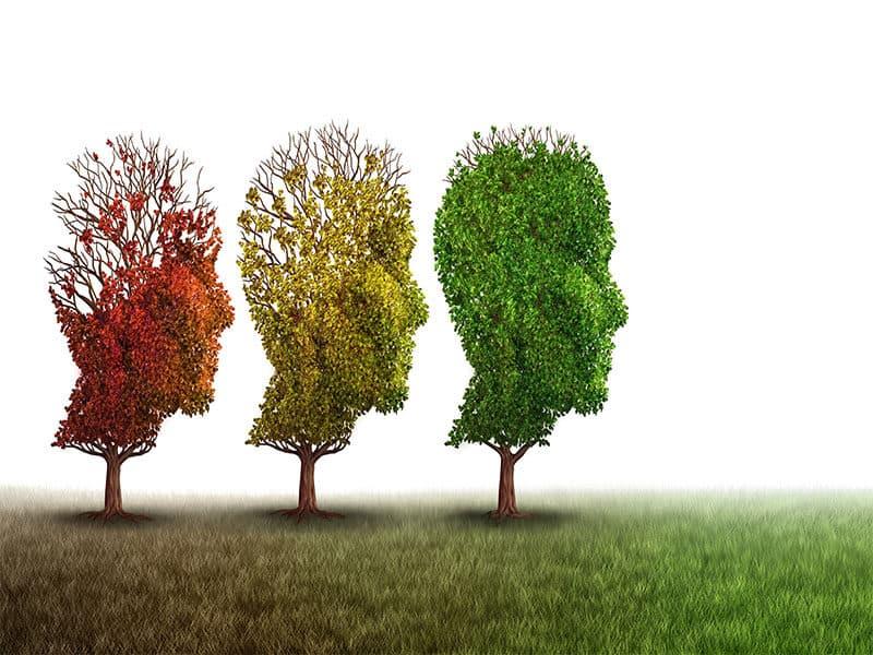 Dementia Mental Health
