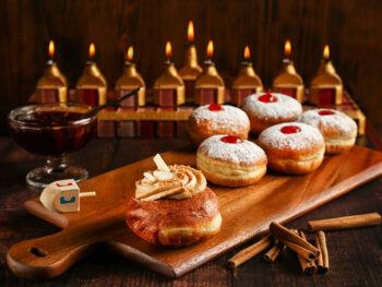 Desserts Hanukkah