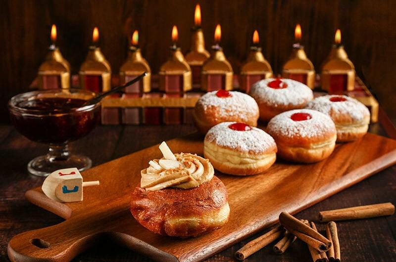 15+ Traditional Desserts Hanukkah Festival