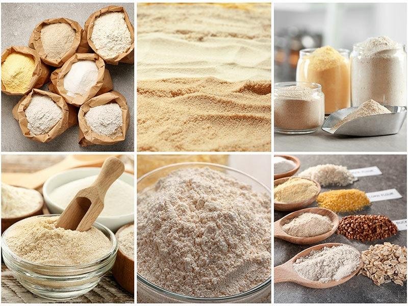 Different Kinds Flour