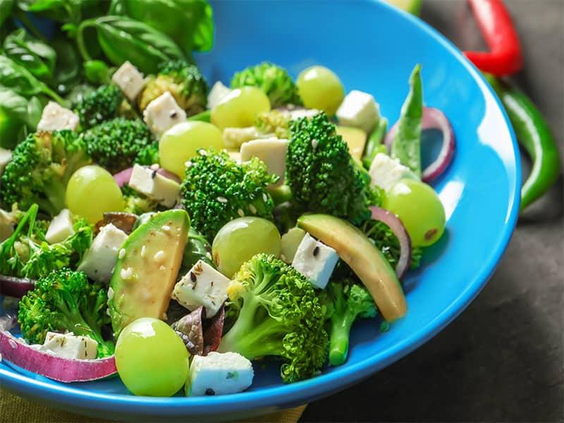 Dish Broccoli Salad