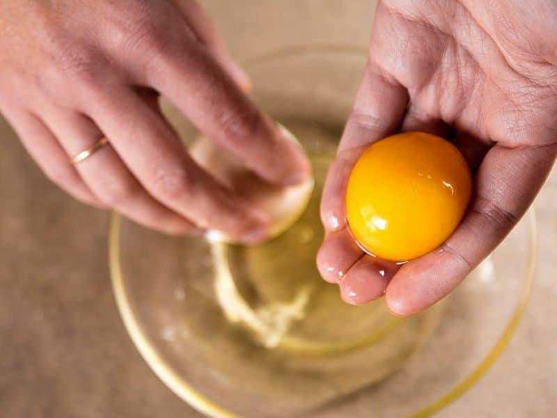 Do Not Add Egg Yolks