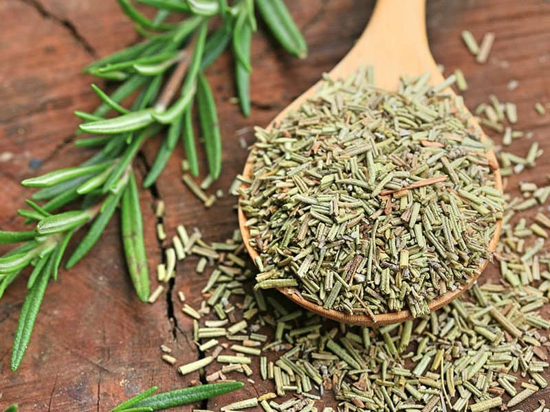 Dried Herbs Rosemary