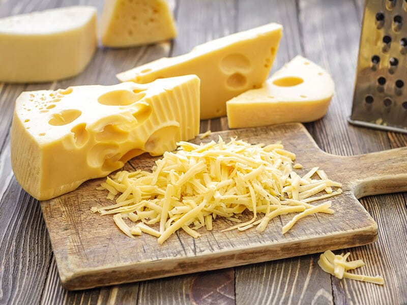 Eat Cheese To Relieve Toothache