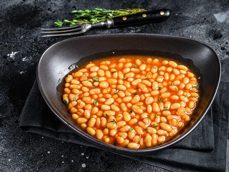Familiar Baked Beans