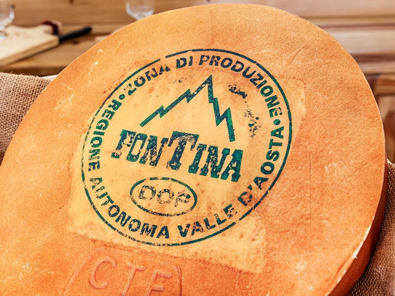 Fontina Is Familiar Cheese