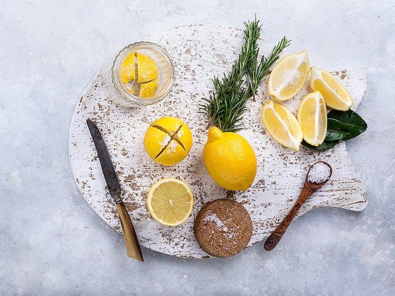 Fragrant Mixture Lemon