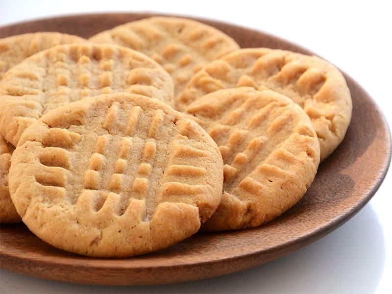 Fresh Baked Peanut Butter