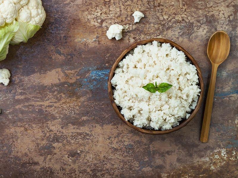 Fresh Cauliflower Rice