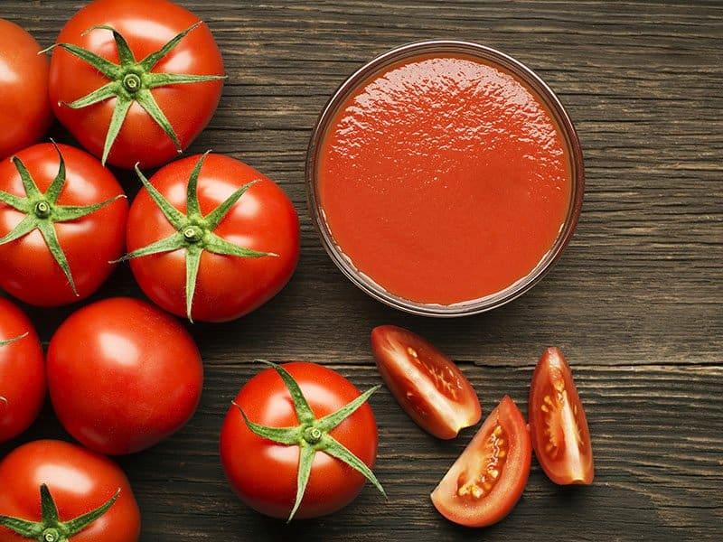 Fresh Cherry Tomato Sauce