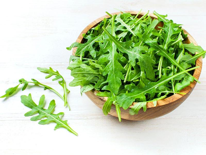 Fresh Green Arugula