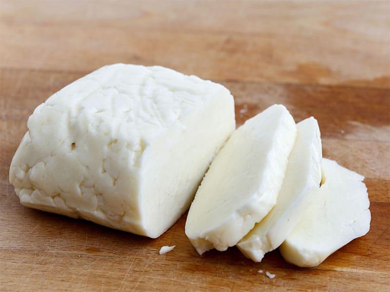 Fresh Sliced Halloumi