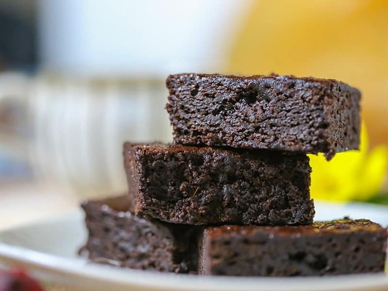 Fudgy Brownies Chocolate