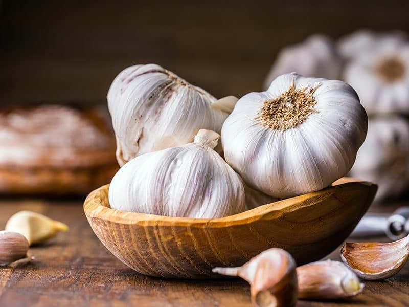 Garlic Cloves Bulb