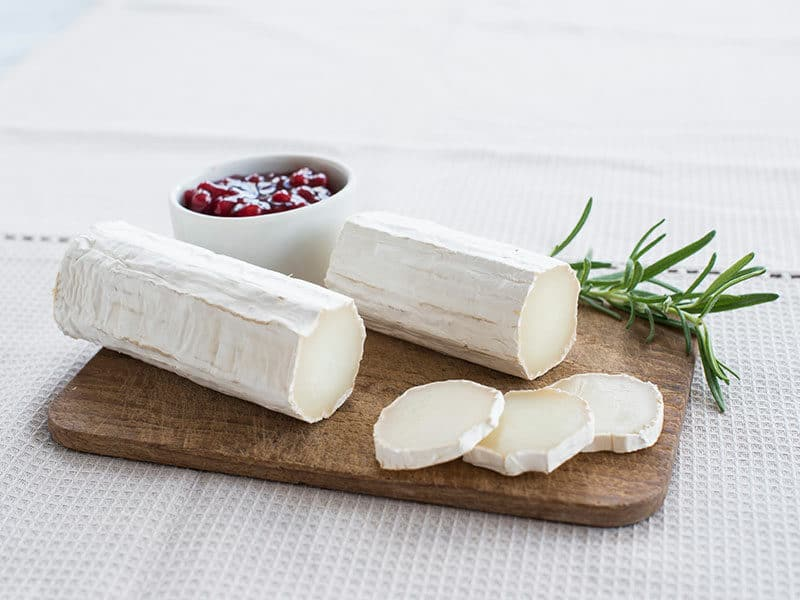 Goat Cheese Can Dry