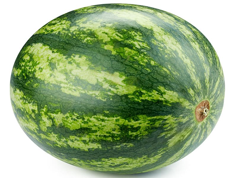 Good Watermelon With Perfect