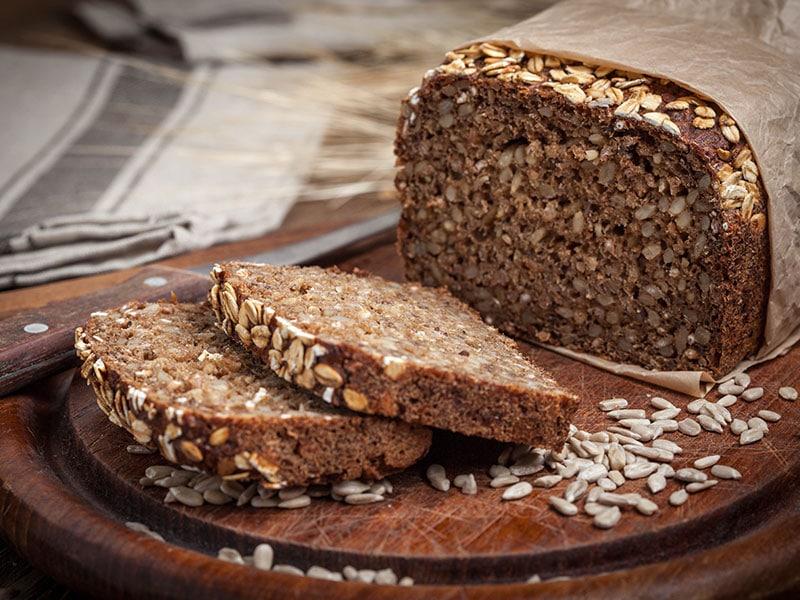 Grain Rye Bread