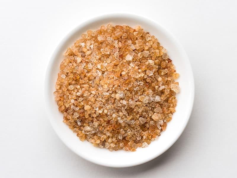 Guar Gum Arabic Bowl