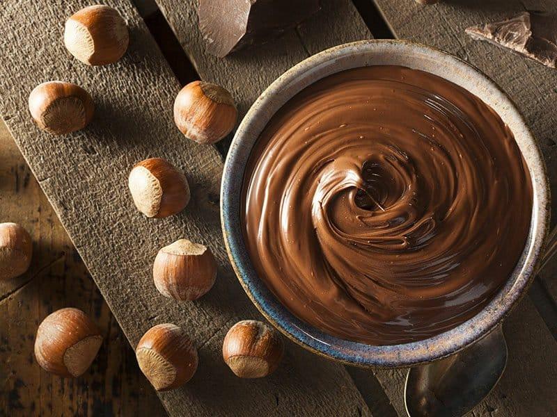 Hazelnut Butter And Chocolate