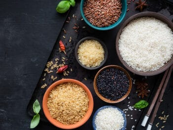 Healthy Rice Substitutes