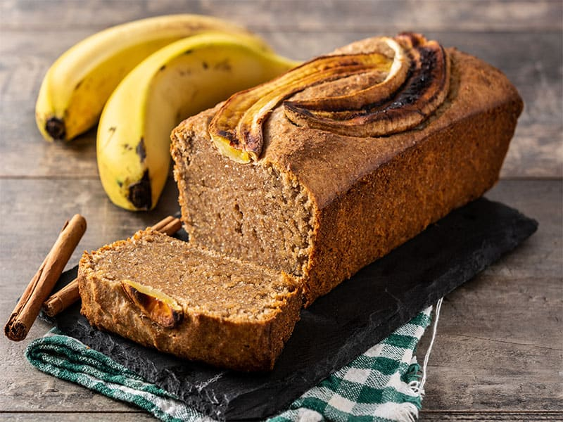 Homemade Banana