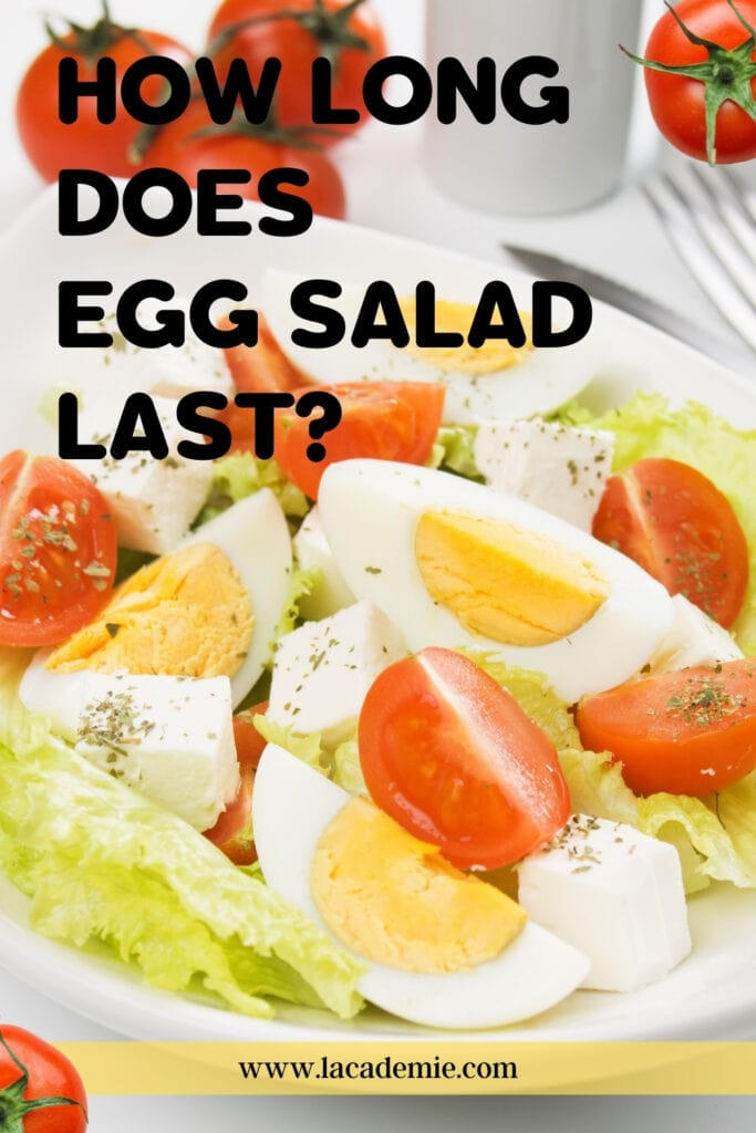 How Long Does Egg Salad