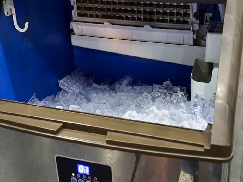 Ice Clean Water Making Machine