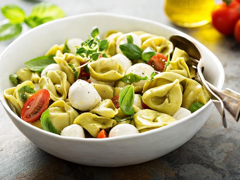 Italian Pasta Salad Ricotta Tortellini