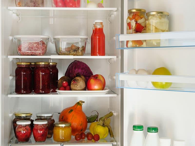 Jars Fruit Berry Jams