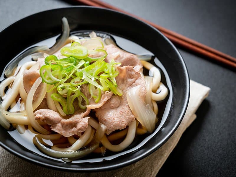 Koikuchi Is Used For Cooking Noodle