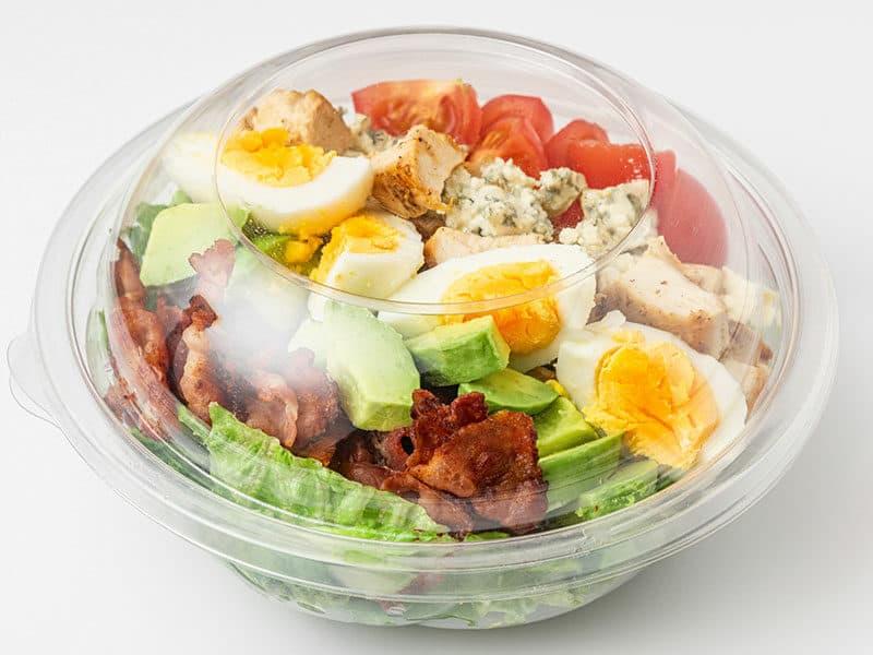 Leftover Egg Salad