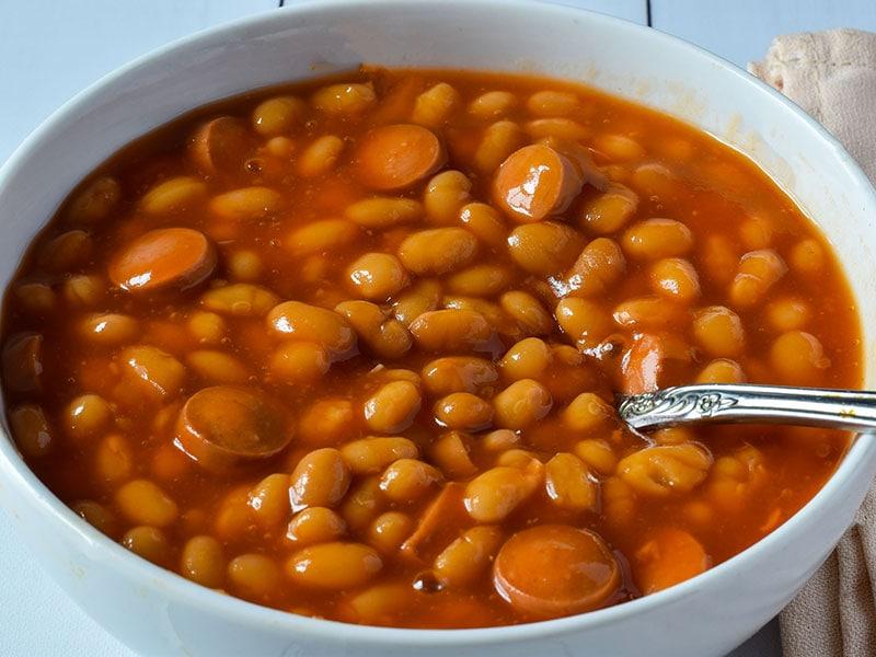 Make Beans Into A Stew