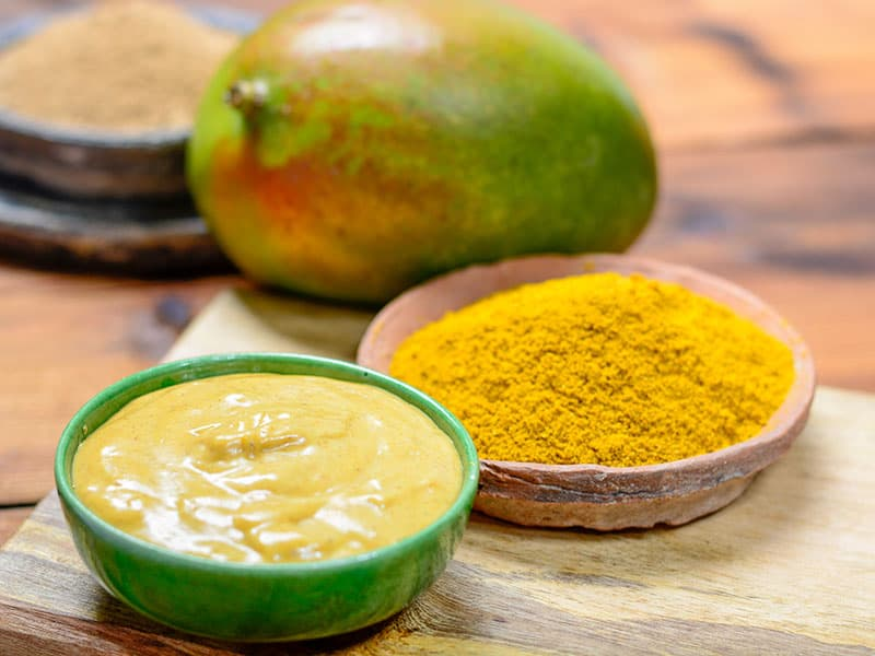 Mangocurry Sauce