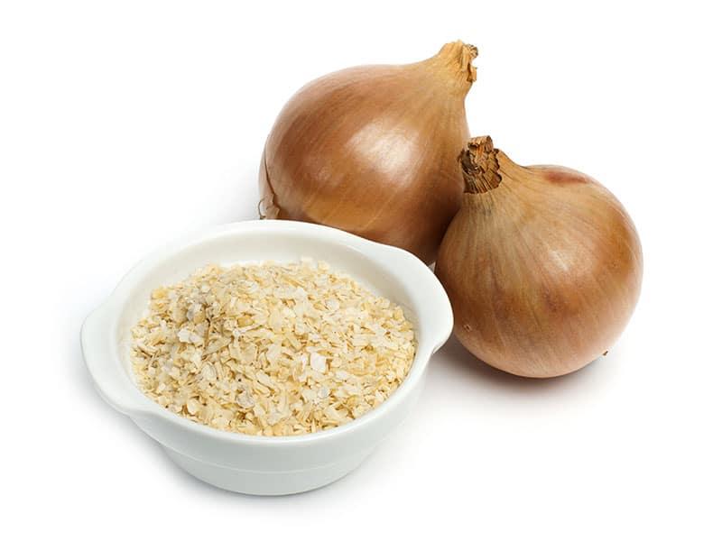 Onion Bowl Dried Powder