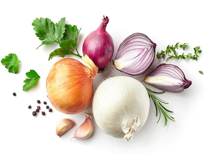 Onions Spices