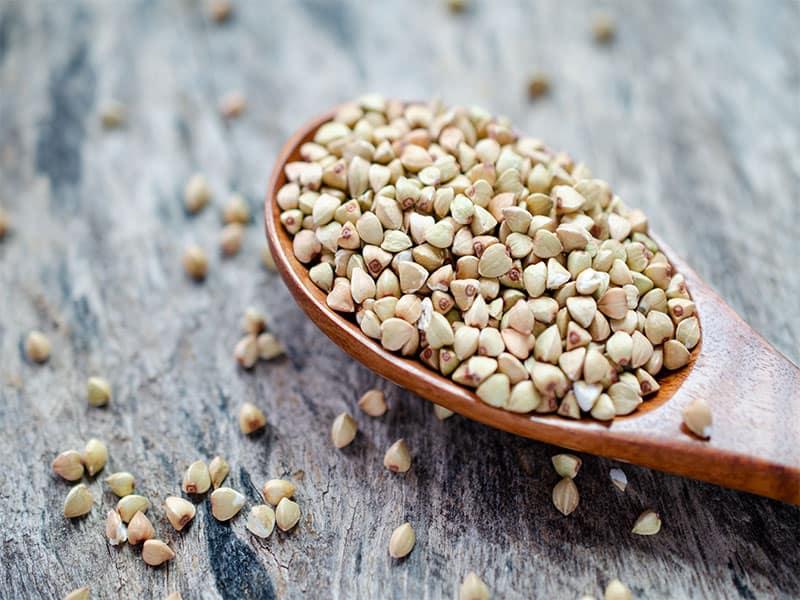 Organic Buck Wheat Seed