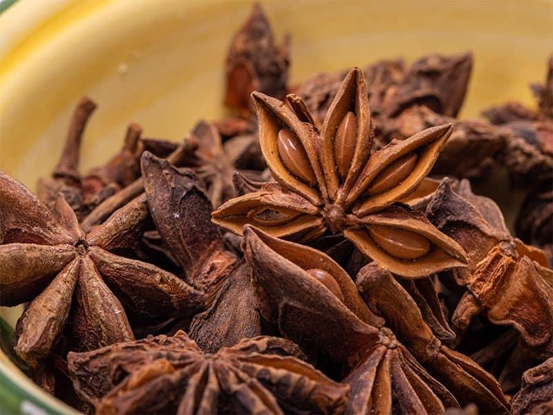 Organic Dry Star Of Anise