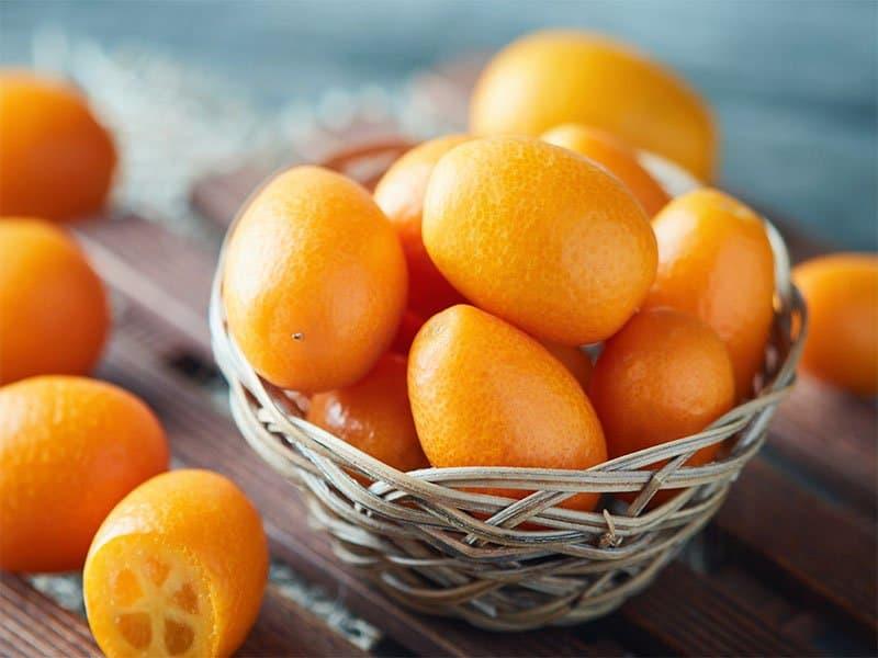 Oval Kumquats