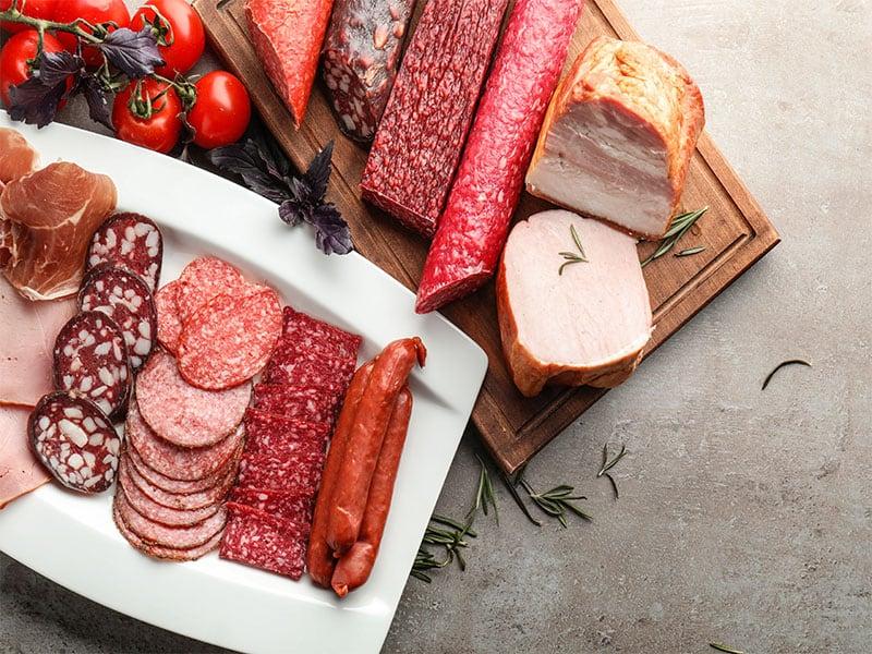 Plate Board Assortment Delicious Deli