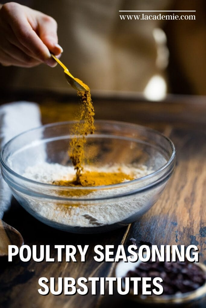 Poultry Seasoning Substitutes
