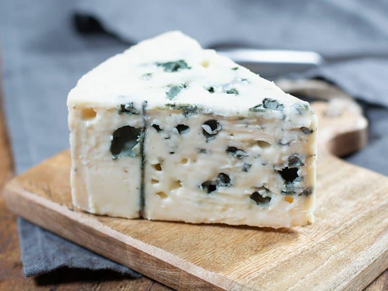 Roquefort Bluish With A Stronger Odor