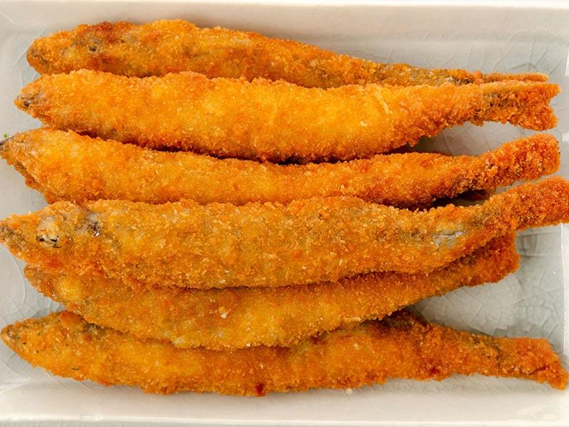 Shishamo Nutritious Deep Fried