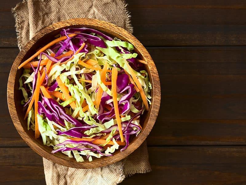 Side Dish Cabbage Salad