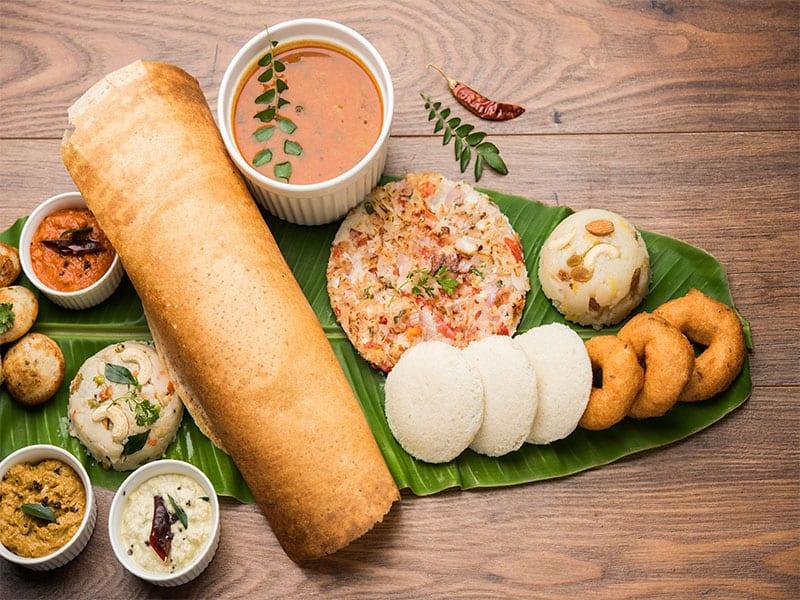 South Indian Food Like Masala