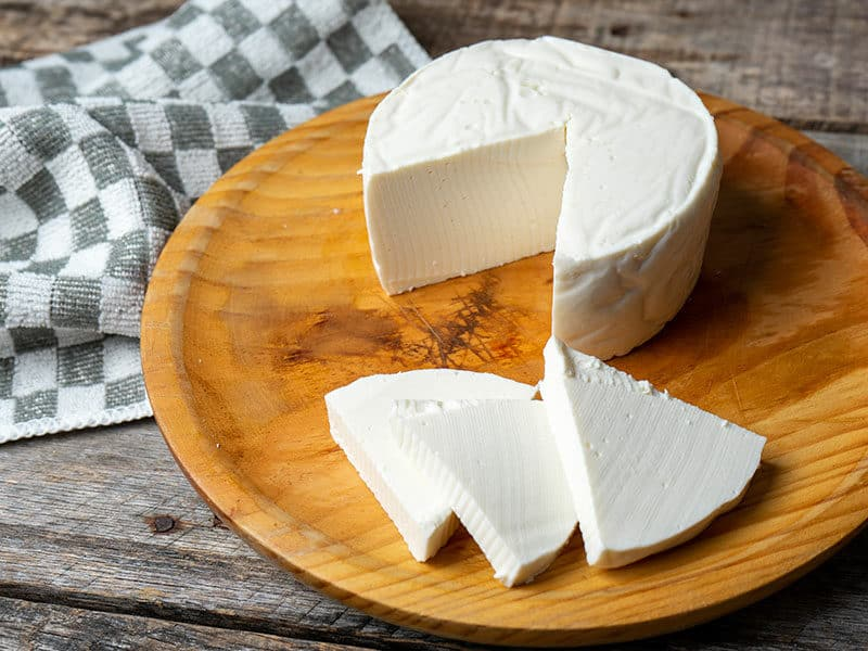 Tasty Mexican Panela Cheese