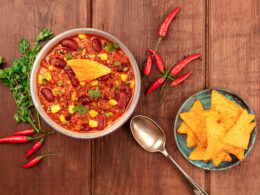 Texas Roadhouse Chili Recipe