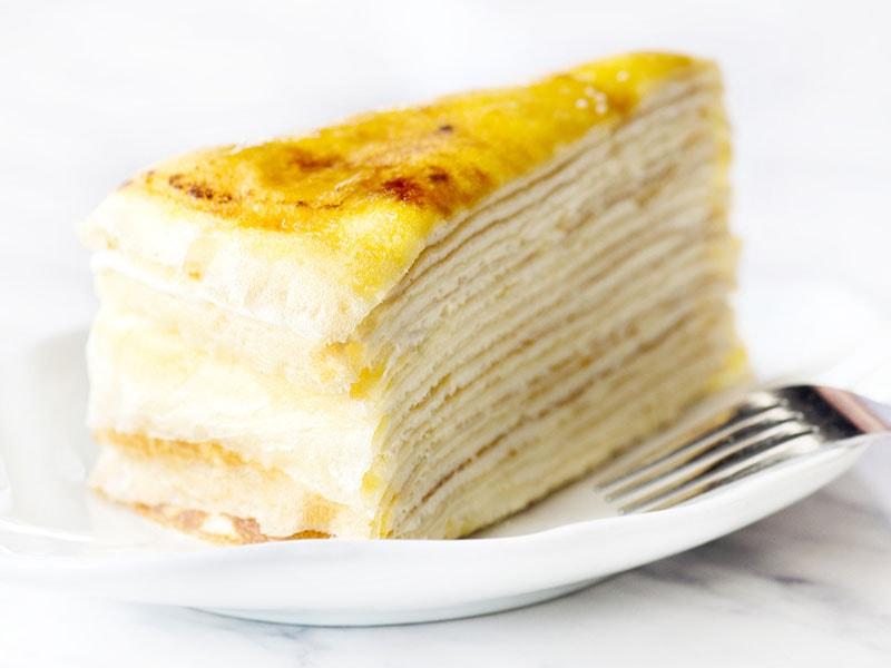 Thousand Layers Cake